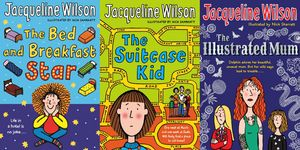 A definitive ranking of Jacqueline Wilson books, based on how distressing they actually were
