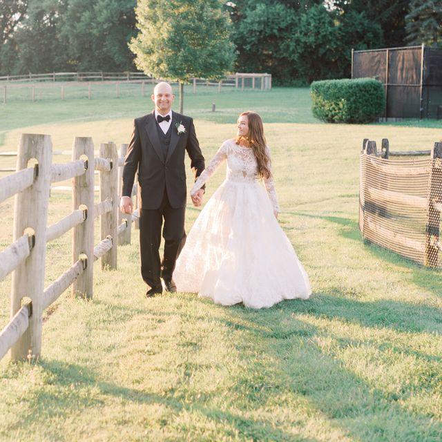 Bride, Photograph, Dress, Wedding dress, Gown, Bridal clothing, Ceremony, Wedding, Formal wear, Event,