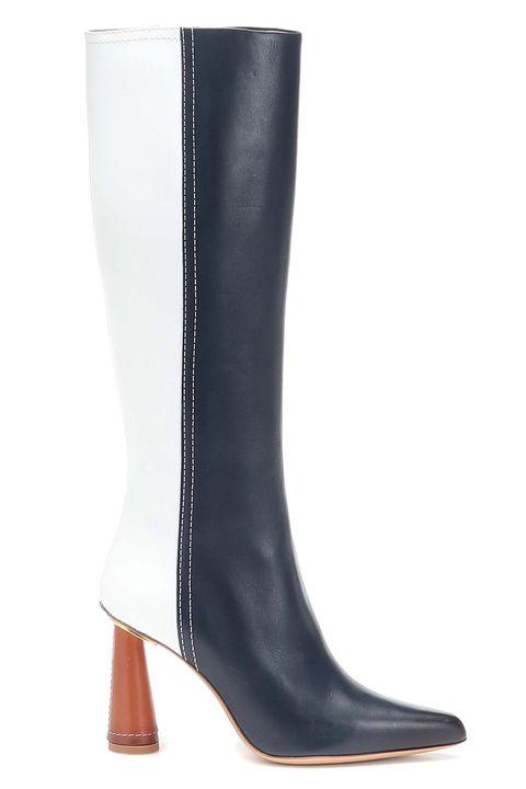 jacquemus knee high boot