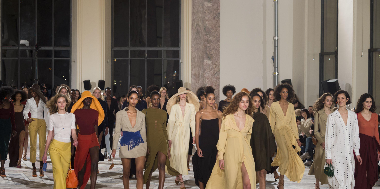 Jacquemus Paris Fashion Week Womenswear Fall/Winter 2018/2019