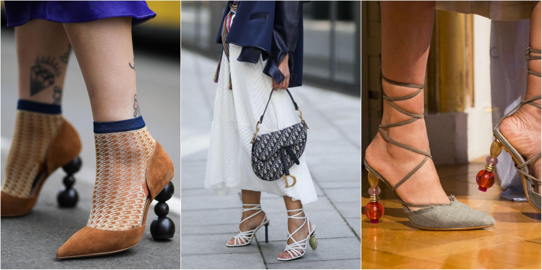 Que Zapatos GeométricosLa 'joya' Elevará Tus Todos Tendencia YWHID9E2