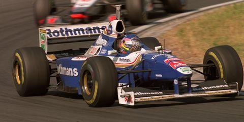 motor racing  hungarian grand prix