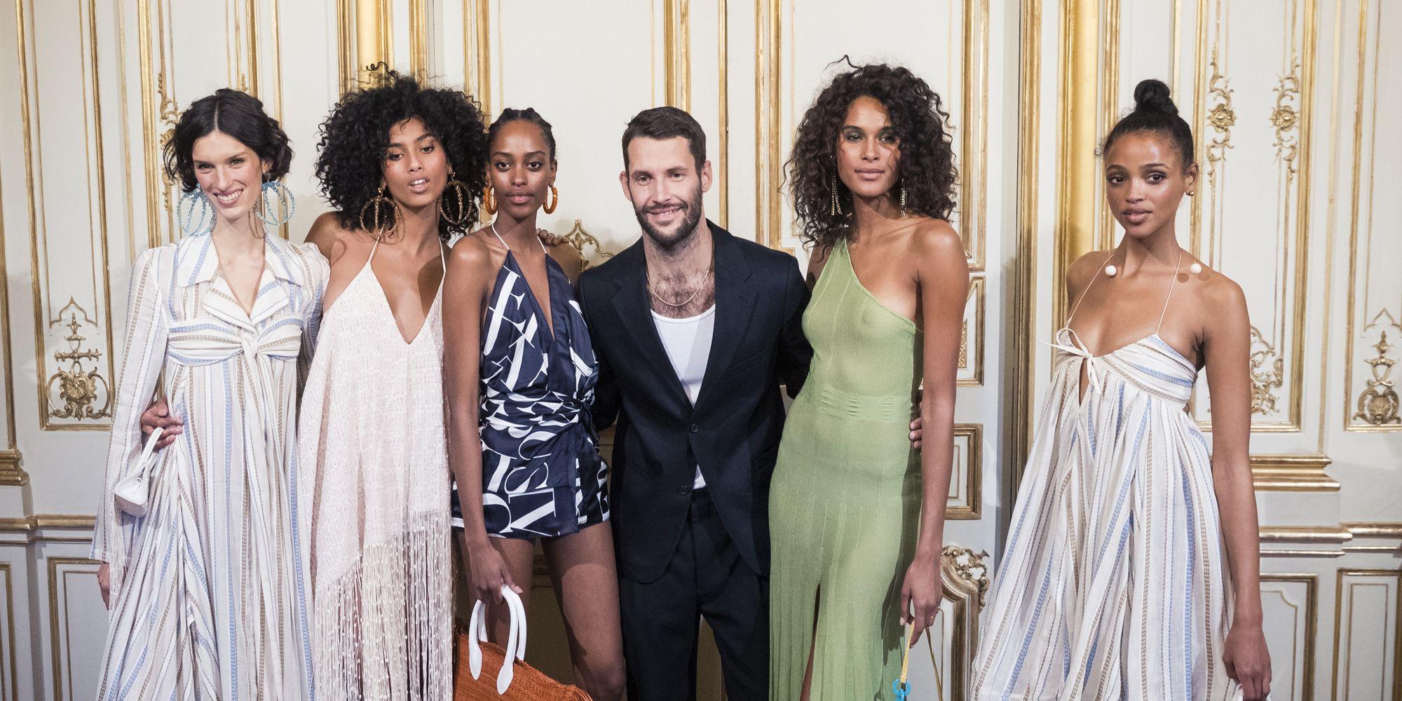 Jacquemus: Runway - Paris Fashion Week Womenswear Spring/Summer 2019