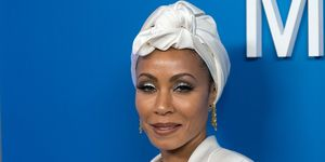 Jada Pinkett Smith - hair loss