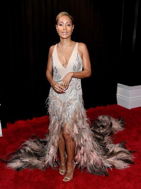 61st Annual GRAMMY Awards - Red Carpet