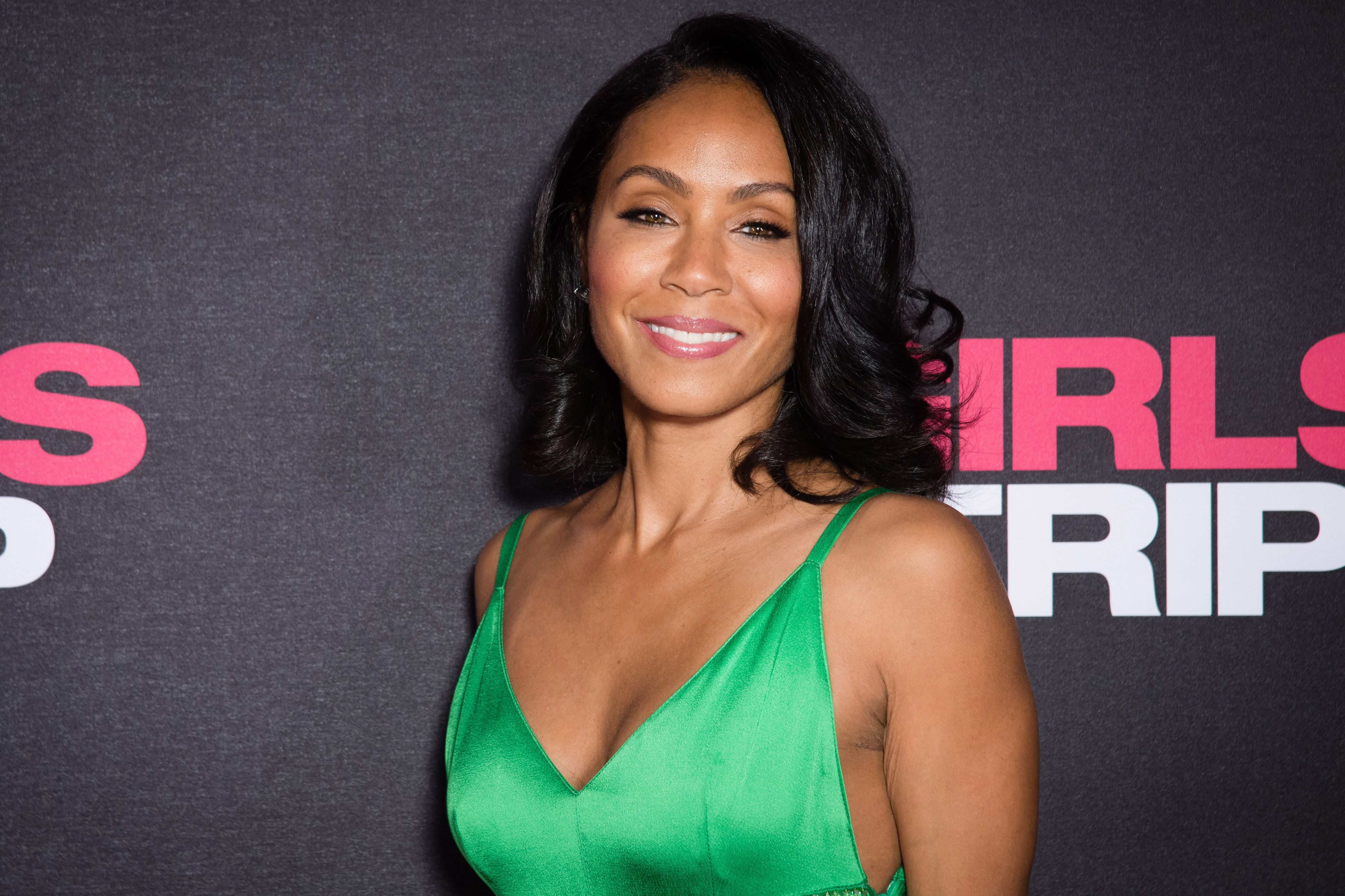 cameltoe Pictures Jada Pinkett Smith naked photo 2017