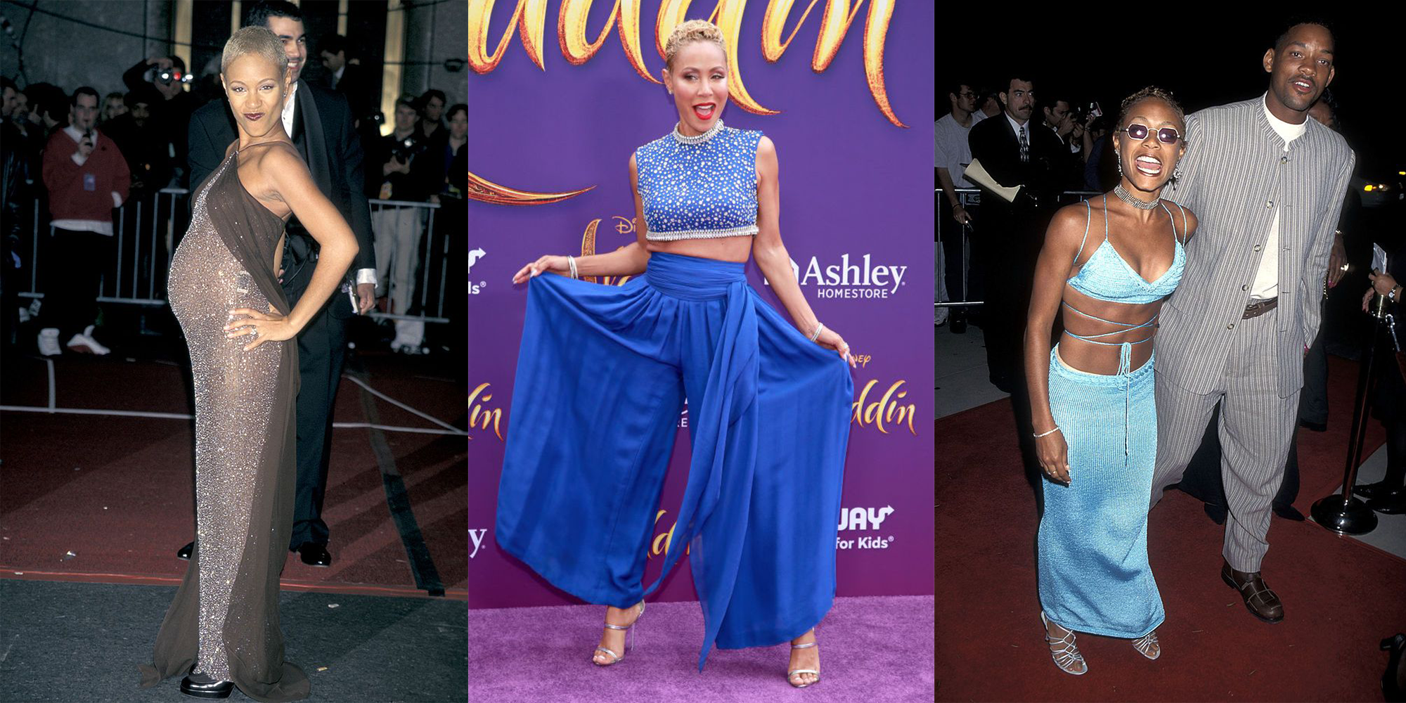 27 Photos of Jada Pinkett Smith's Flawless Style Evolution