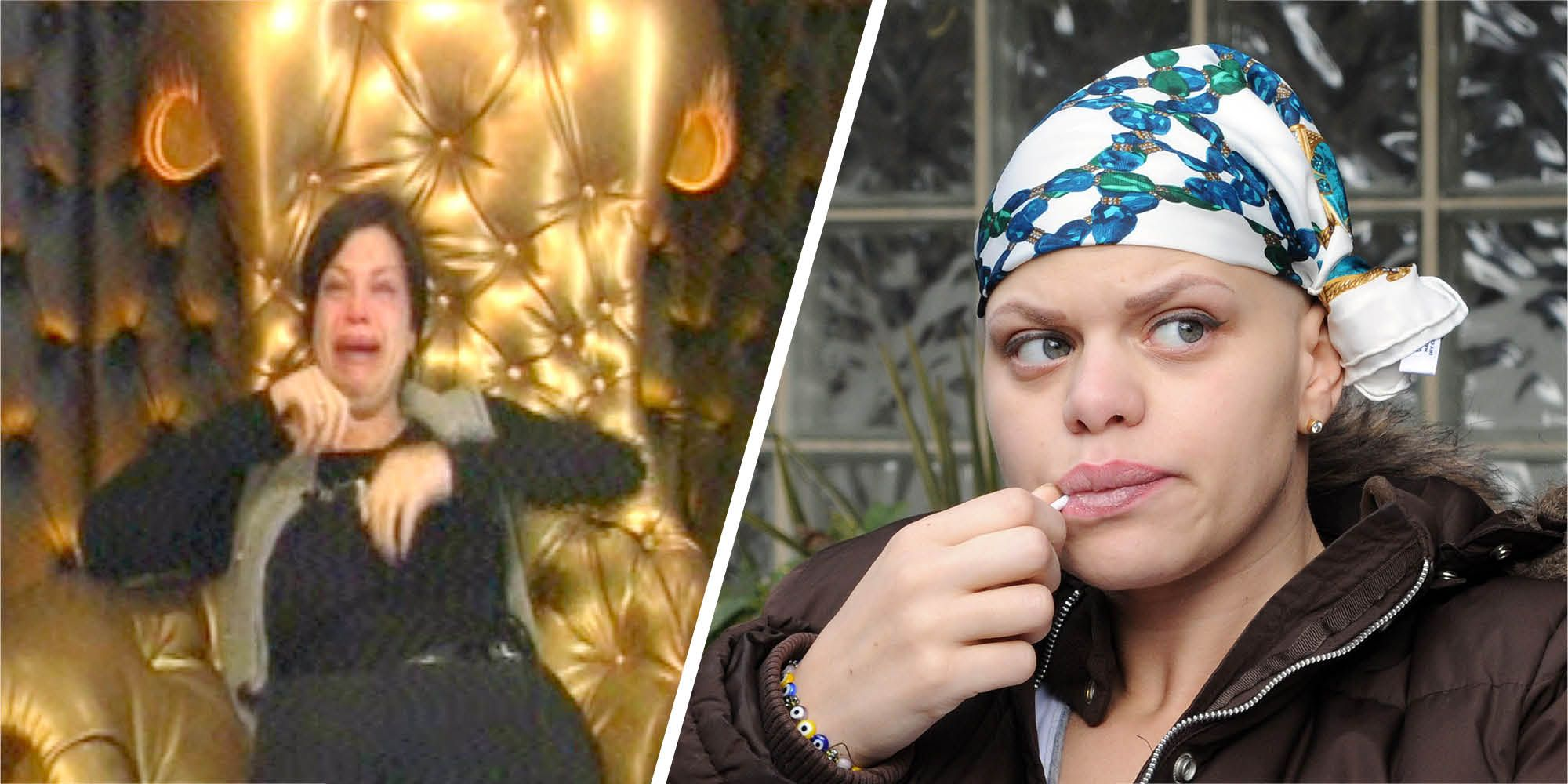 Jade Goody Documentary Viewers Shocked She Was Told Of