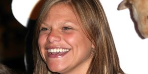 """""""Big Brother""""'s Jade Goody Kicks Off One Million Pound Appeal for Children's Charity Barnardo's"""