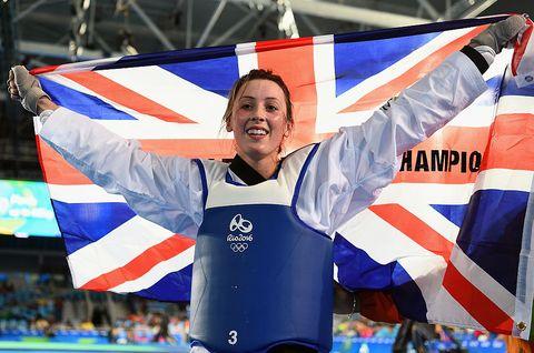 female olympic athletes