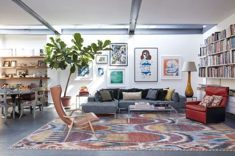 Jade Jagger shows us around her eclectic east London home