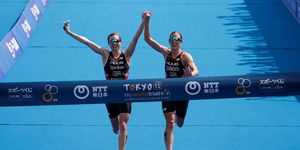 british triathletes disqualified