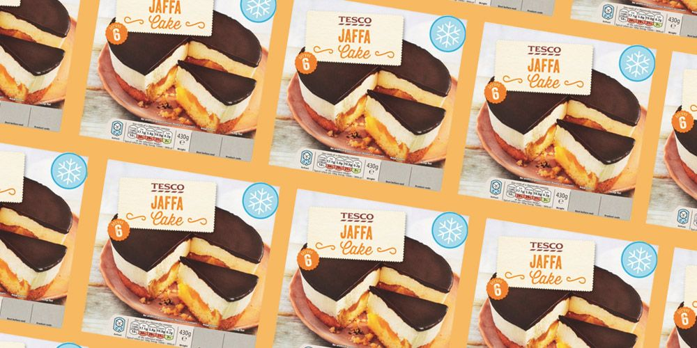 You can now buy a giant Jaffa Cake