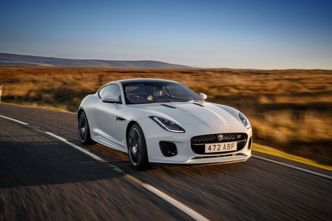 2020 Jaguar F Type Priced Higher Loses Its Manual Transmission