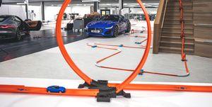 Jaguar F-Type 2020 hot wheels