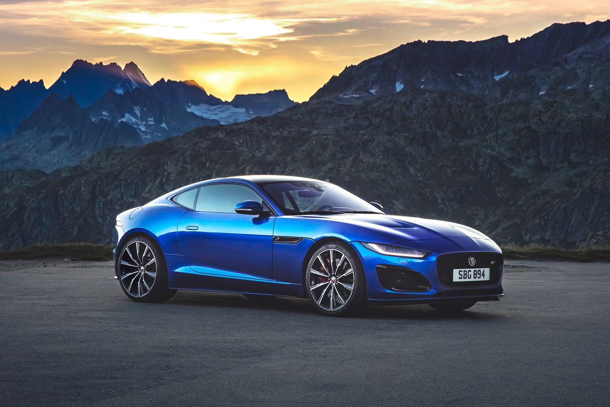 2019 Jaguar F Type Rumors Release Date Redesign >> 2021 Jaguar F Type Looks Angrier Than Before