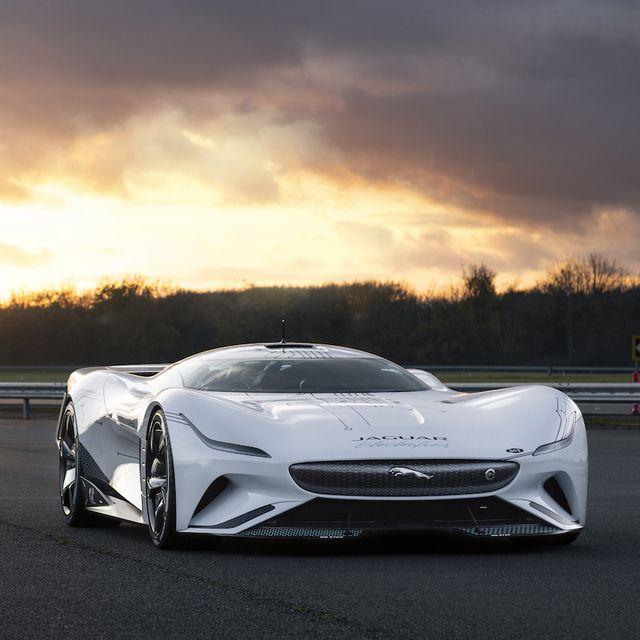 jaguar vision gt sv gran turismo concept video game car