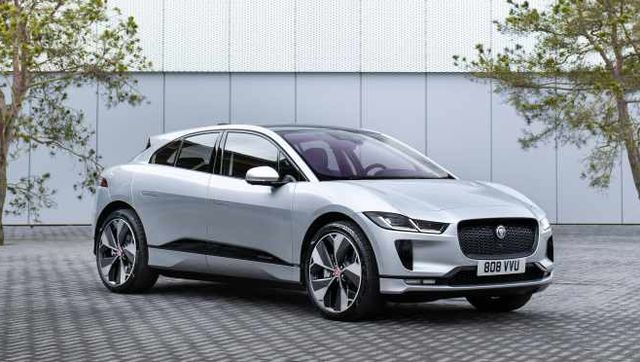 2021 Jaguar I Pace Gets Updated Technology Charging Capabilities