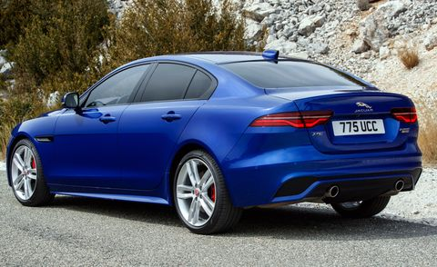 2020 Jaguar Xe A Better Jaguar Sedan