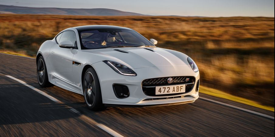 2020 Jaguar F-type F-type Review, Pricing, and Specs