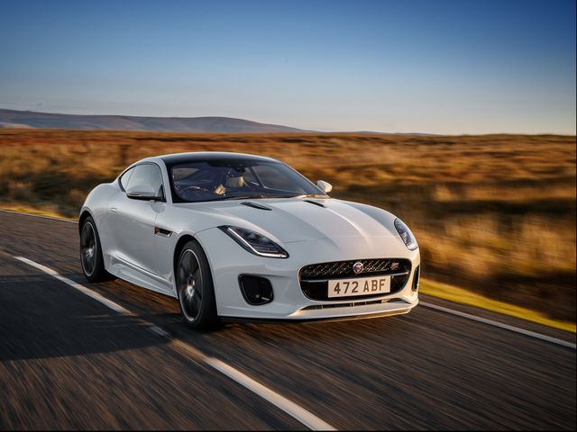 Jaguar F Type Coupe >> 2020 Jaguar F Type F Type Review Pricing And Specs