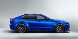 2019 Jaguar XE SV Project 8 Touring specification