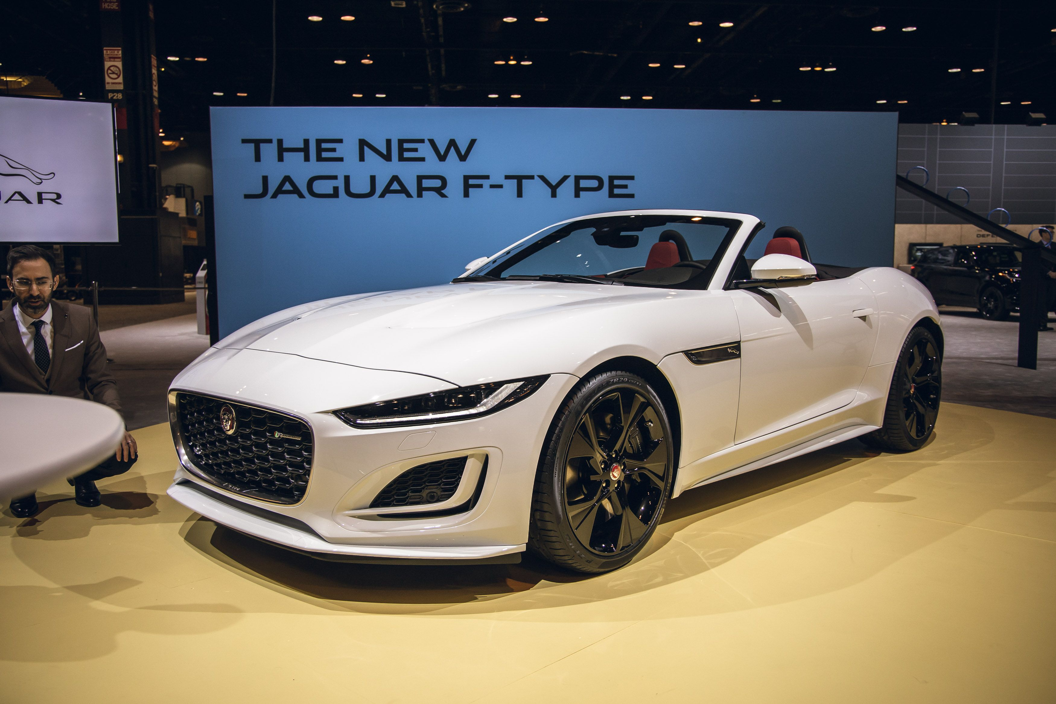 2021 Jaguar F Type Convertible Redesign and Concept