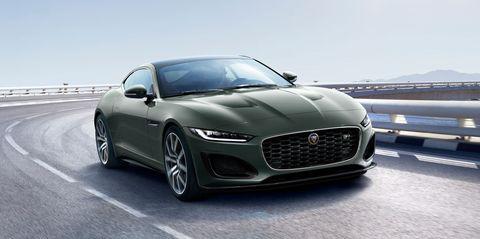 jaguar f type heritage 60 edition