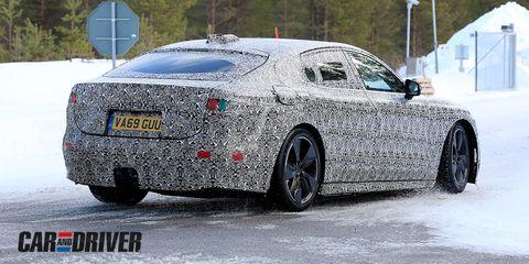 jaguar xj 2021: la novena generación ya rueda