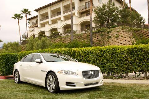 jaguar xj sedan