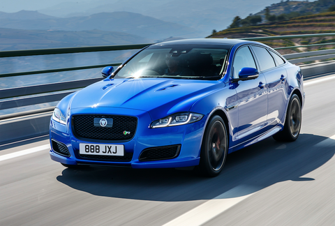The Next Jaguar Xj Will Reportedly Launch As An Electric Car