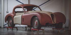 Jaguar XK120 subasta