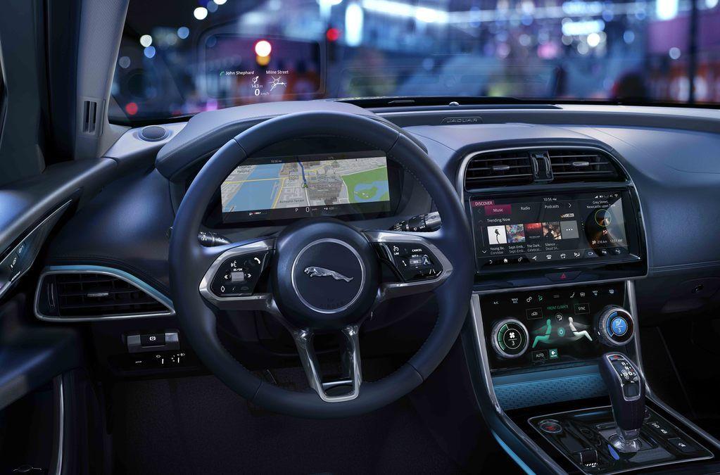How Jaguar Hopes to Make its Sedans More Tempting