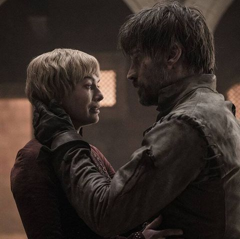 There's a pretty compelling theory that Game Of Thrones' Jaime is still alive