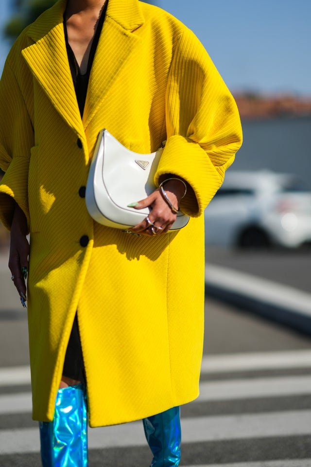 street style  day 4 milan fashion week  spring summer 2022