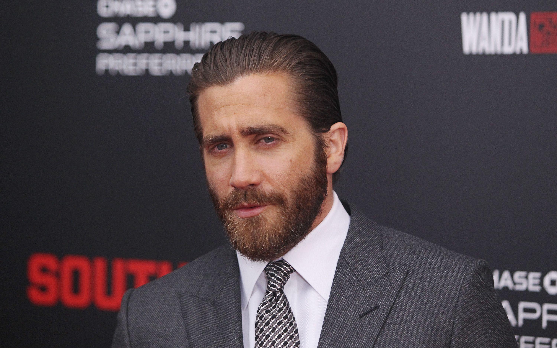 Jake Gyllenhaal barba,Jake Gyllenhaal,