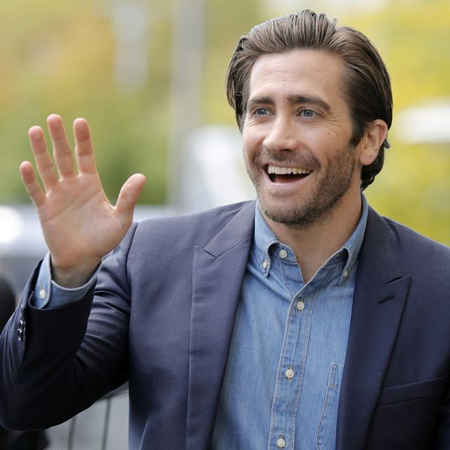 zurich, switzerland   october 03  jake gyllenhaal arrives at the stronger press conference during the 13th zurich film festival on october 3, 2017 in zurich, switzerland the zurich film festival 2017 will take place from september 28 until october 8  photo by andreas rentzgetty images