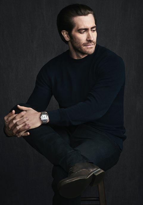 jake gyllenhaal nueva imagen de santos de cartier