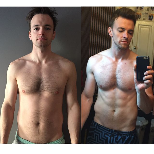 jake odmark fitness transformation from crohn's disease diagnosis to six pack abs