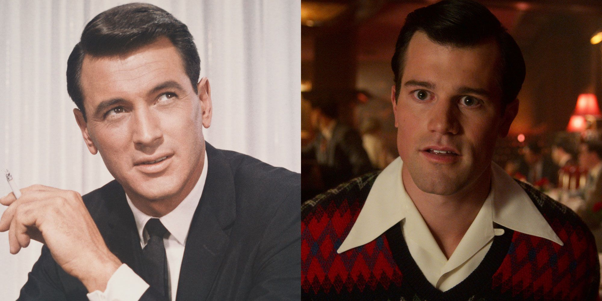 Netflix S Hollywood Only Tells A Part Of Rock Hudson S Story