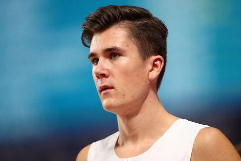 Jakob Ingebrigtsen, descalificado en el Mundial de Doha 2019