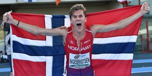 European Athletics U20 Championships - Day Four