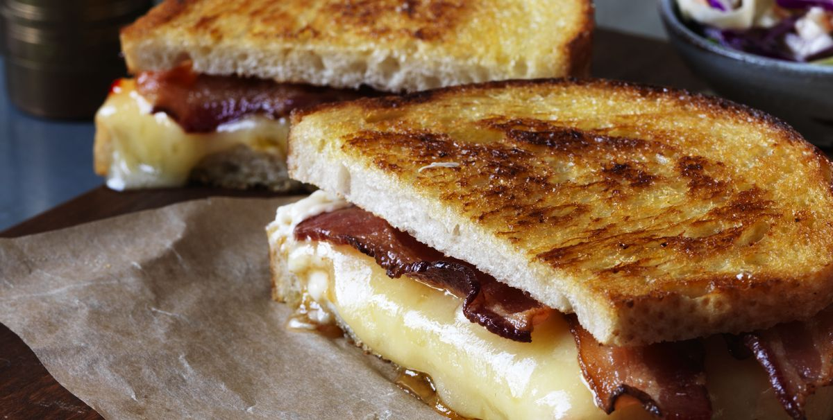 The Perfect Cheeses for Your Ultimate Grilled Cheese Sandwich
