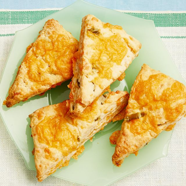 jalapeño cheddar scones