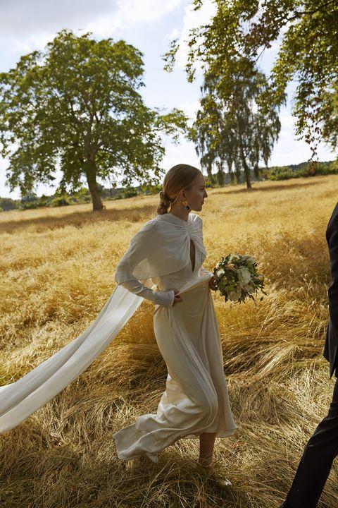 Vogue Wedding Trouwen In Een Privedorp In Zuid Frankrijk