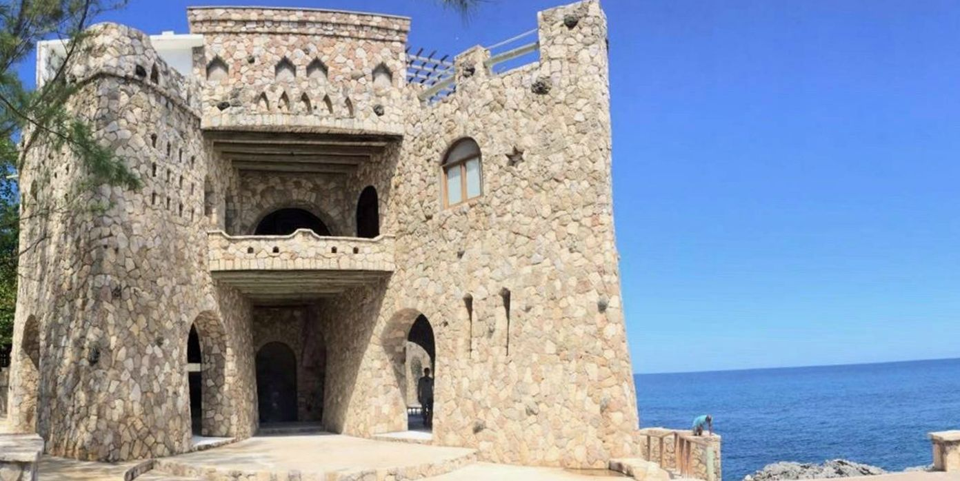 This Castle in Jamaica Costs $75/Night If You Bring 16 Friends