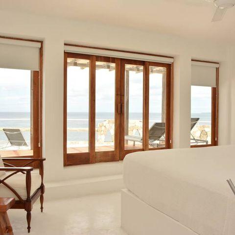 Room, Furniture, Property, Interior design, Building, Bedroom, Suite, House, Door, Floor,