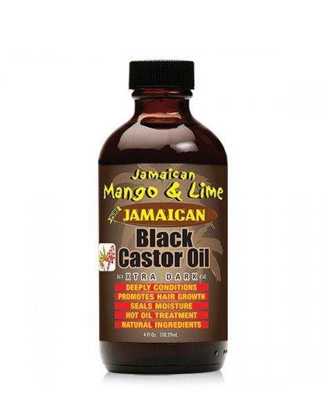 Jamaican Mango & Lime Black Castor Oil Extra Dark