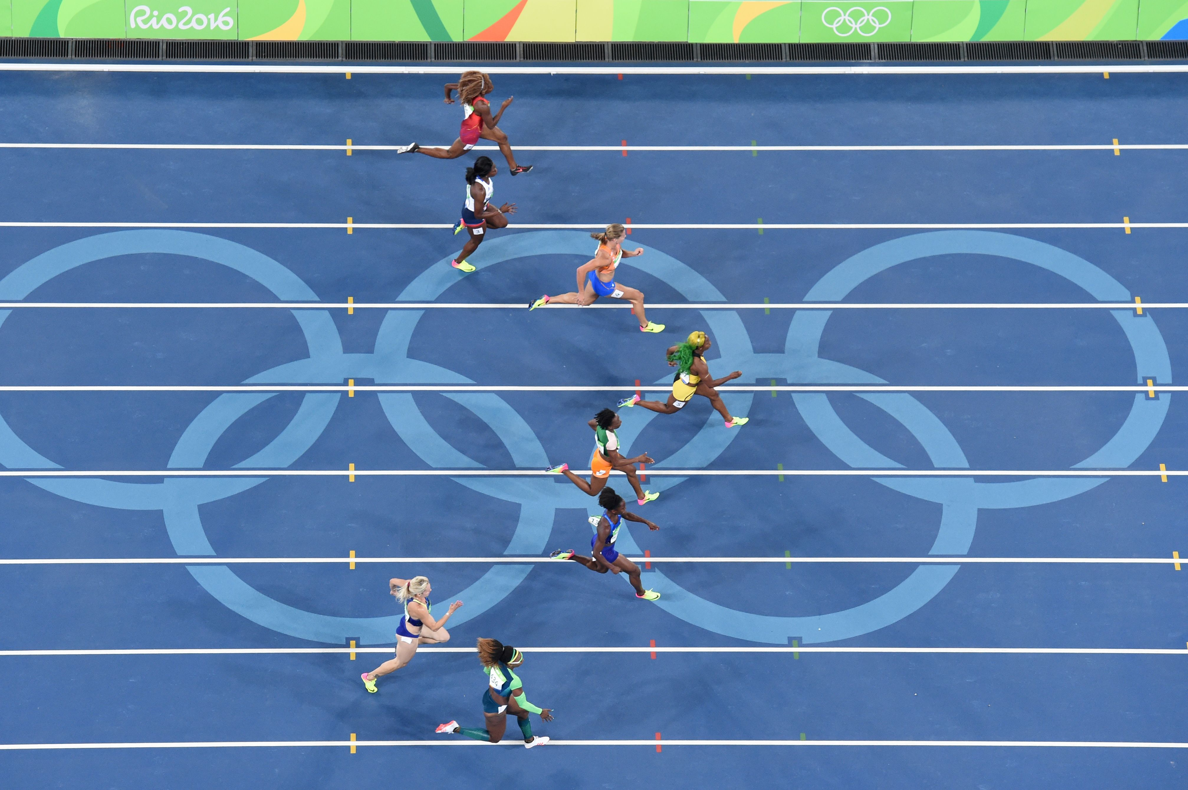 Artificial Intelligence Software Will Track Athletes' Speed at 2020 Tokyo Olympics