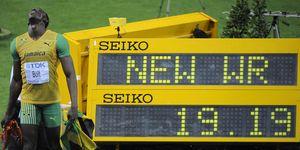 10 años del récord mundial de Usain Bolt en los 200m lisos